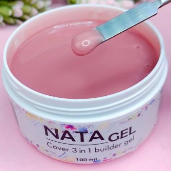 Однофазный гель NATA gel cover, 100ml