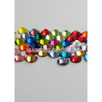 Стразы микс цветов размером ss20 (4,8мм) , 50 шт