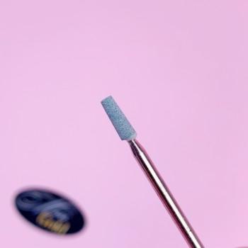 Насадка корундовая усеченный конус 2,9 мм, серая