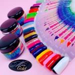 Гель-краска WOW color  для дизайна ногтей