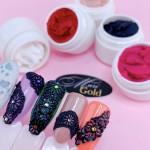 Гель-пластилин для дизайна ногтей