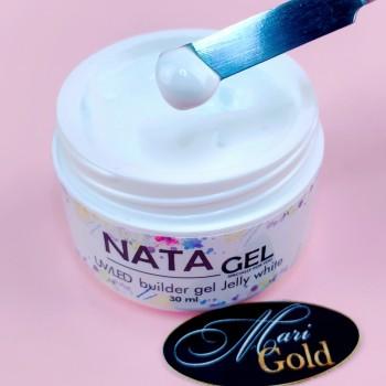 Однофазный гель-желе NATA gel, белый, 30 гр