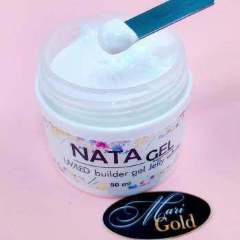 Однофазный гель-желе NATA gel, белый, 50 гр