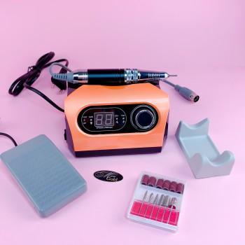 Фрезер для маникюра BUCOS ZS-717 (65W/35000 об.) оранжевый