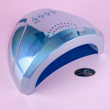 SUN one на 48 Вт (голубая радужная) UV LED лампа для сушки гелей и гель-лаков