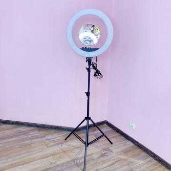 Кольцевая лампа RL-18-2 (7088)