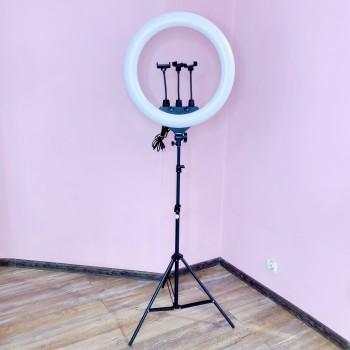 Кольцевая лампа ZB-F488 (7089)