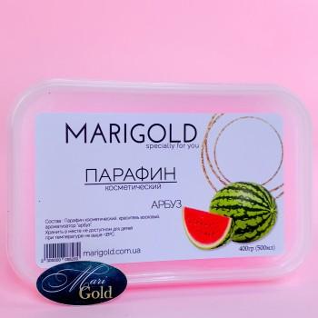 """""""MARIGOLD"""" парафин косметический Арбуз, 500 мл (400 гр)"""
