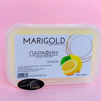 """""""MARIGOLD"""" парафин косметический Лимон, 500 мл (400 гр)"""
