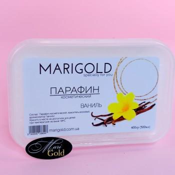 """""""MARIGOLD"""" парафин косметический Ваниль, 500 мл (400 гр)"""