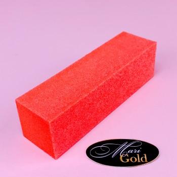 Баф для ногтей 320 грит оранжевый