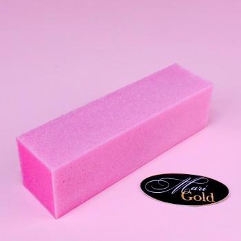Баф для ногтей 150 грит розовый