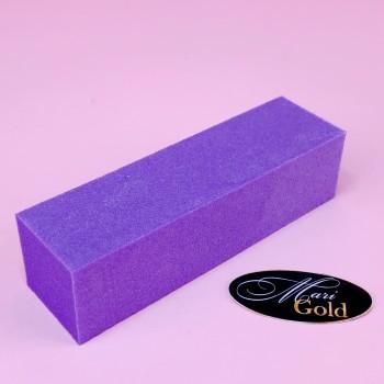 Баф для ногтей 240 грит фиолетовый