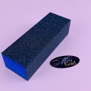 Баф  синий-черный