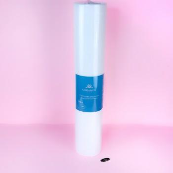Простынь одноразовая Monaco Style 20г/м2, 0,6м х 100п.м., рулон (белая)