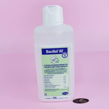 Спиртовое быстродействующее дезинфекционное средство Бациллол АФ 500 мл