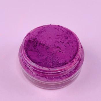 Пигмент фиолетовый в баночке, 3 гр