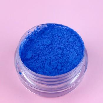 Пигмент Голубой в баночке, 3 гр