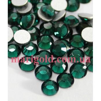 Стеклянные стразы Emerald ss5, 100шт