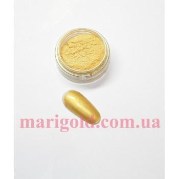 Пигмент, золото металлик, 3гр.
