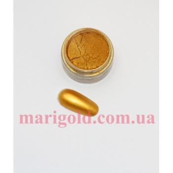 Пигмент,темное золото  металлик , 3гр.